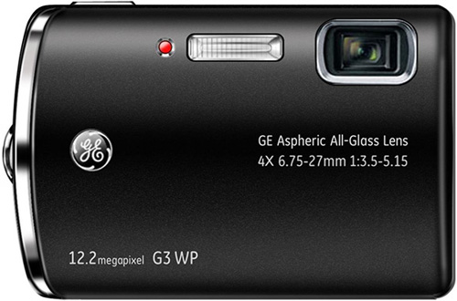 G3 Waterproof Digital Camera by GE - ALL TECHNO BLOG - Technology Blog