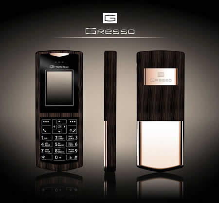 Gresso Luxury Phone
