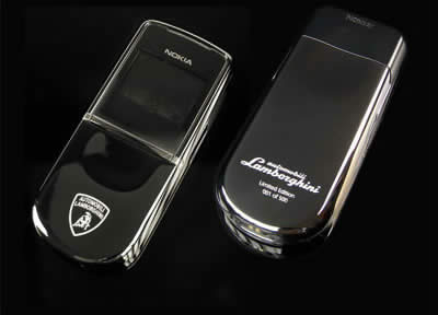 Lamborghini 8800 from Nokia