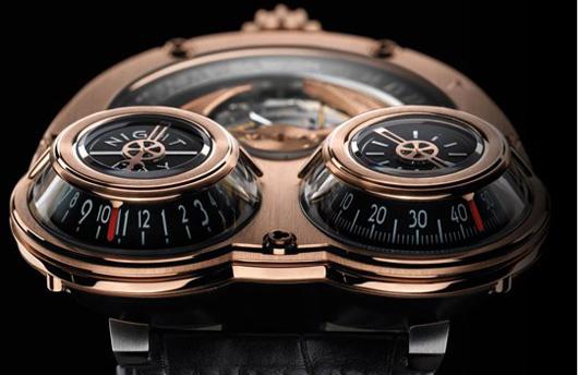 MB&F Starcruiser & Sidewinder Watches 1