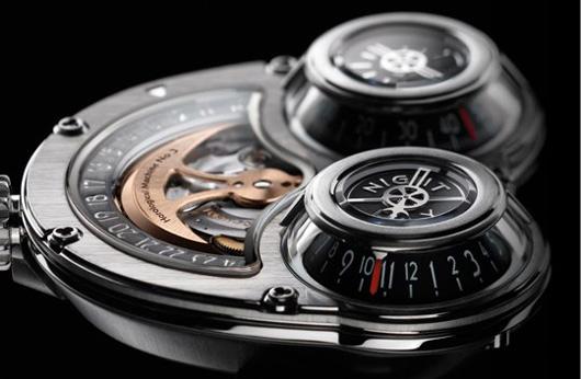 MB&F Starcruiser & Sidewinder Watches 2