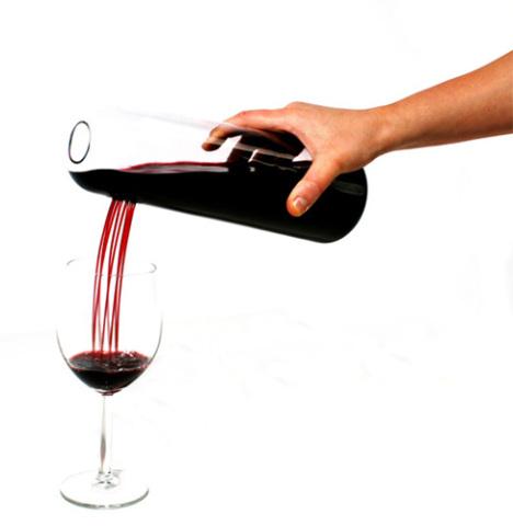 Skruf Rainman Wine Decanter