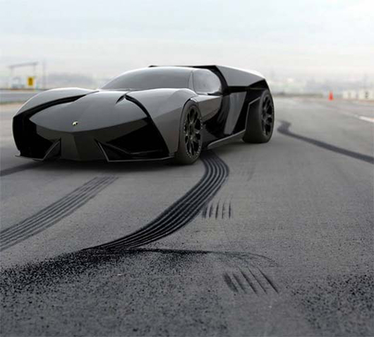 My Technology Lamborghini Ankonian Concept Car