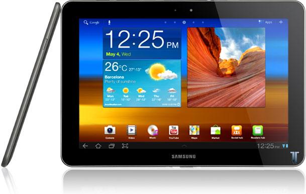 Samsung Galaxy Tab 750 Price