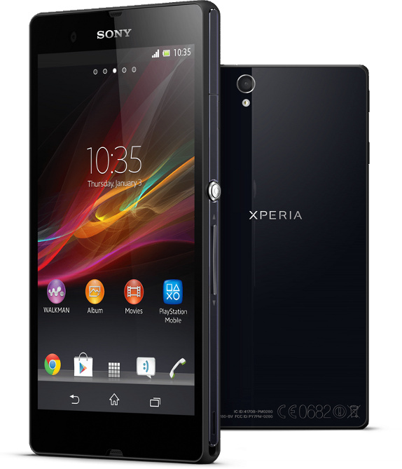 about sony xperia