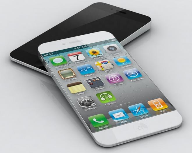 iphone 6 with iOS 7 concepts