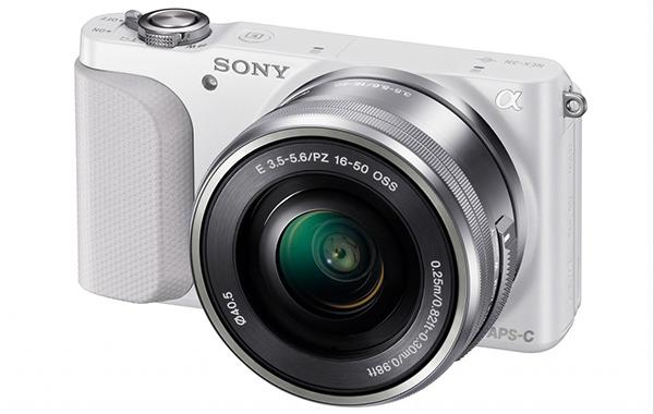 Sony NEX-3N DSLR Camera
