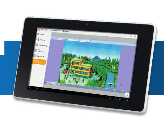 Education Tablet by Intel