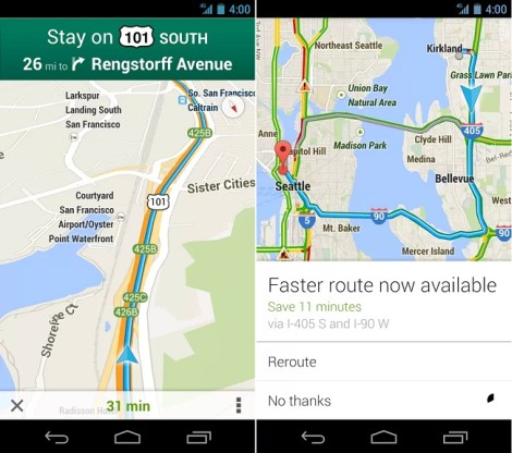 google-maps-android-updated