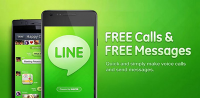 Line - Android App to Make Free Video Calls