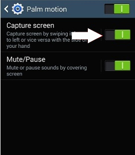 capture screen on note 3