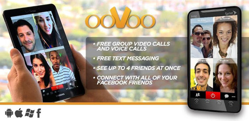 ooVoo - Android App to Make Free Video Calls