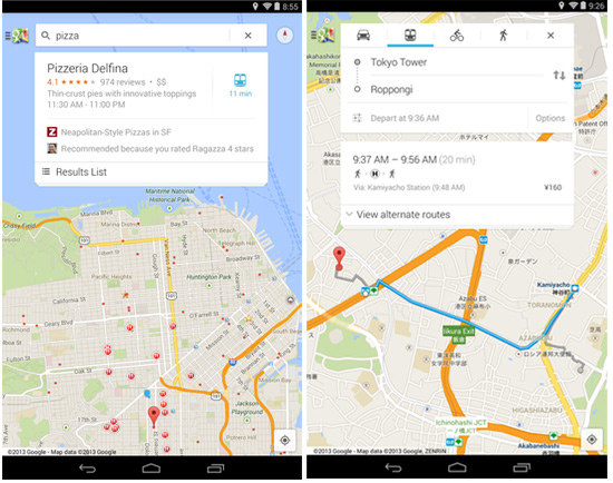 how to make google maps work offline on android