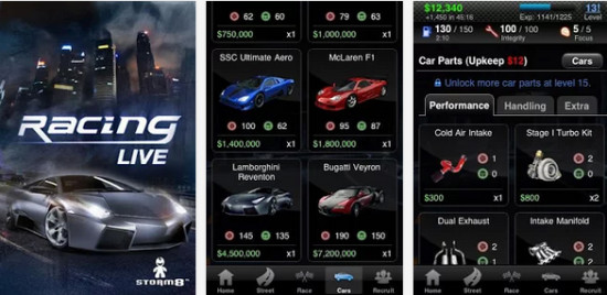 Racing-Live-for-android
