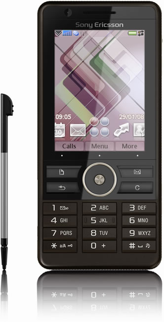 How To Use Your Phone As A Hotspot >> Sony Ericsson Launched the New Touch Screen Phone G700 And ...