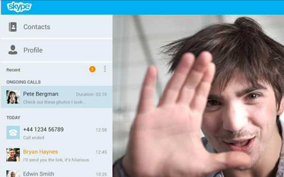 Skype - Android App to Make Free Video Calls