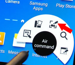 note 3 air command
