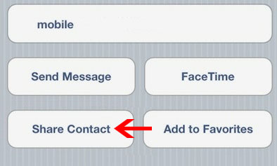 transfer contacts from iphone to android using iphone contacts app